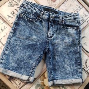ACID WASH Joe's Jean Shorts